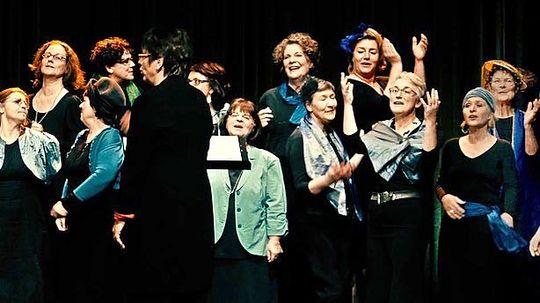 Chorensemble FrauenStimmen im Konzert